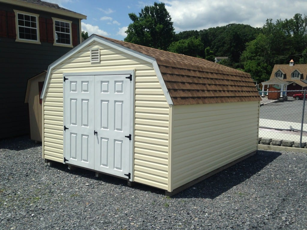 12x14 vinyl mini barn storage shed for sale for 12x14 garage door for sale